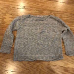 Size US 4 (EU100) sweater